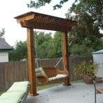 Cedar Shade Arbor1