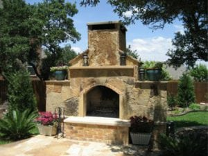austin-outdoor-fireplace