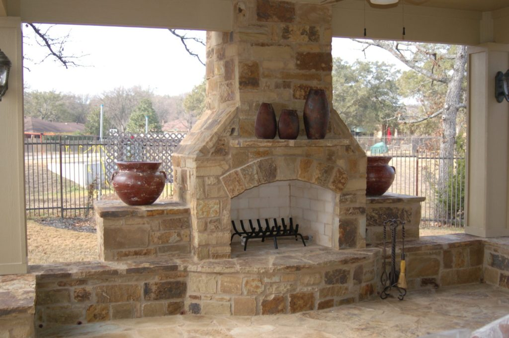 Outdoor Fireplaces Austin Outdoor Living .
