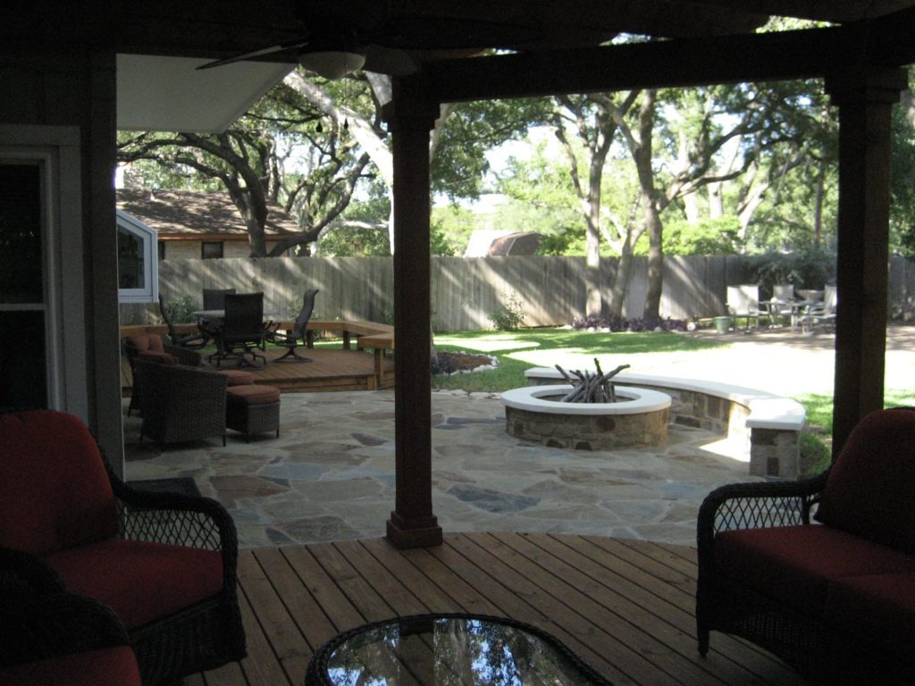 outdoor fireplaces austin outdoor living