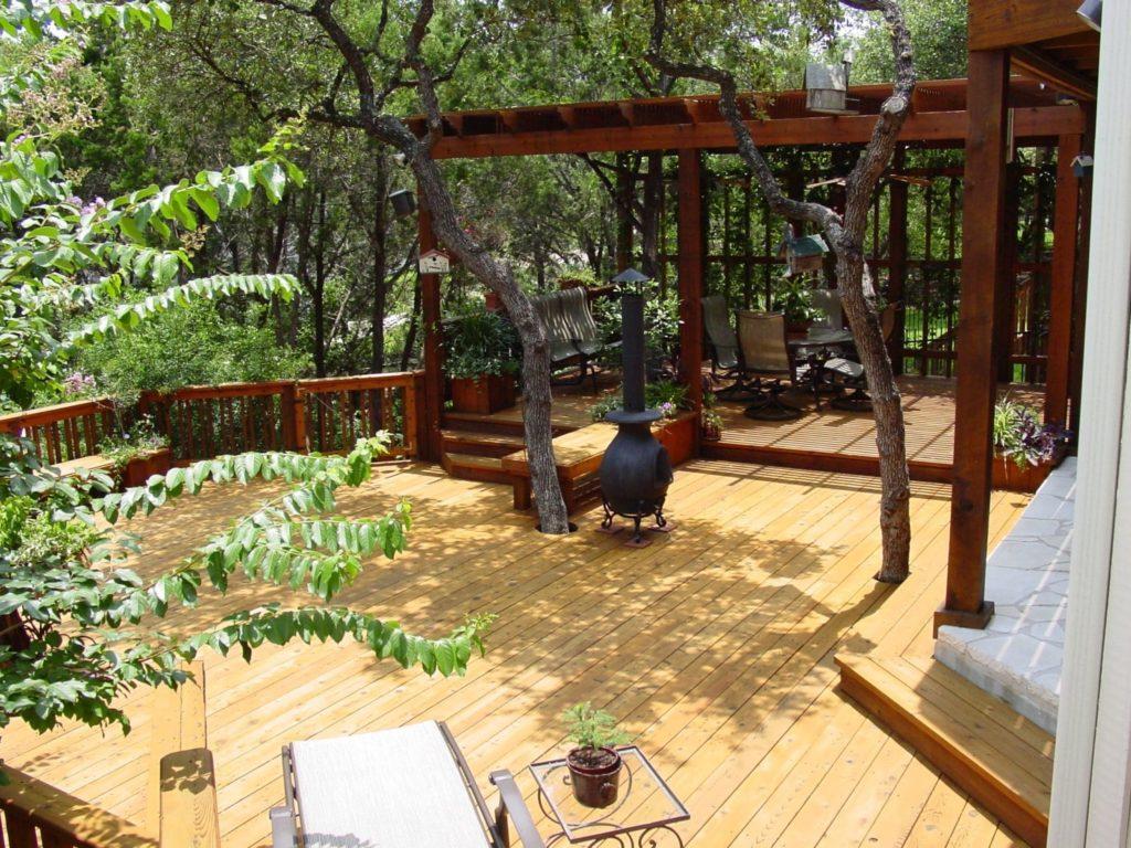 Decks Austin Outdoor Living