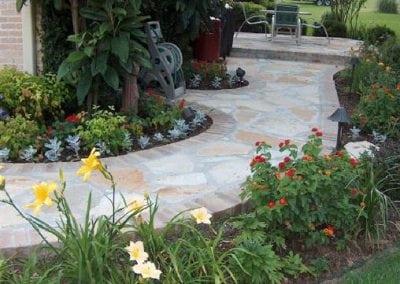 flagstone-path-austin-texas
