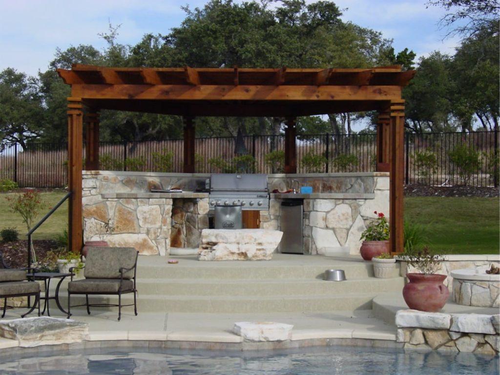 outdoor kitchens austin outdoor living