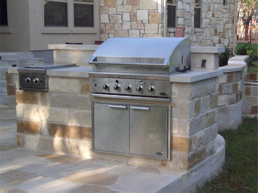 Outdoor Kitchen Contractors in Austin TX | Backyard Kitchens ...