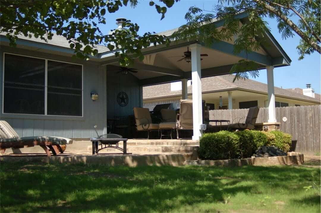 Austin Outdoor Living Group Decks, Covered Patio Austin